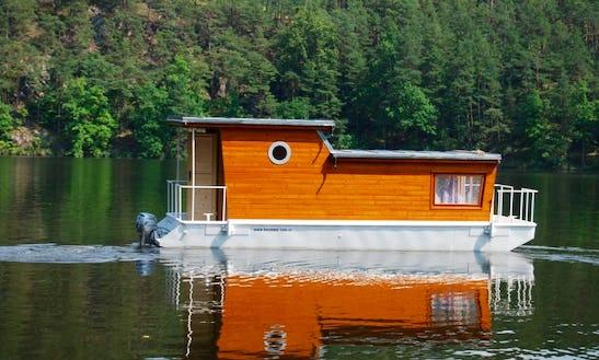 Rent A Houseboat In Chyňava, Czech Republic