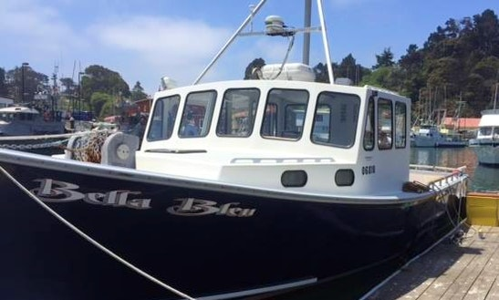 Fishing charters in fort bragg for Fort bragg fishing charters
