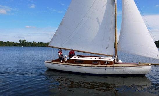 Charter 28' Cruising Monohull In Belaugh, England