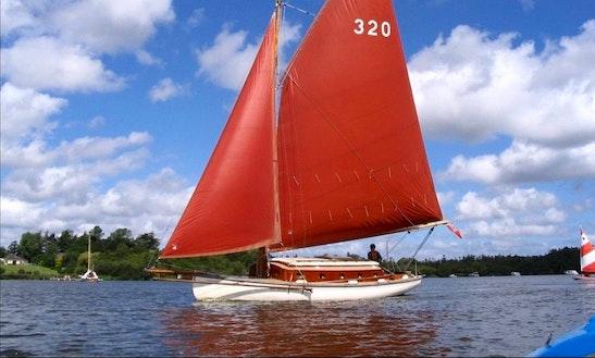 Charter 30' Cruising Monohull In Belaugh, England