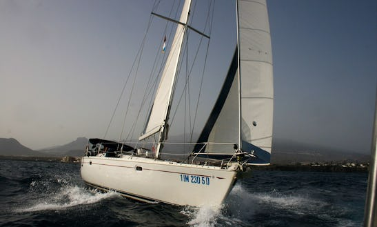 Daily - Weekly Sailing Excursion In Balearic Island Aboard A 12 Person Sailboat