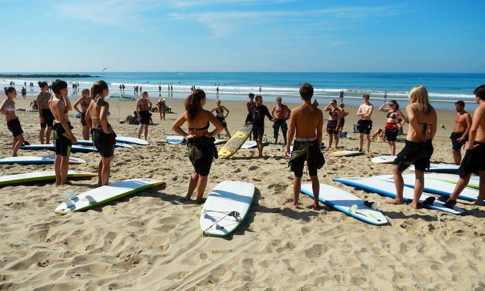 Surf Lessons in Cadiz, Spain