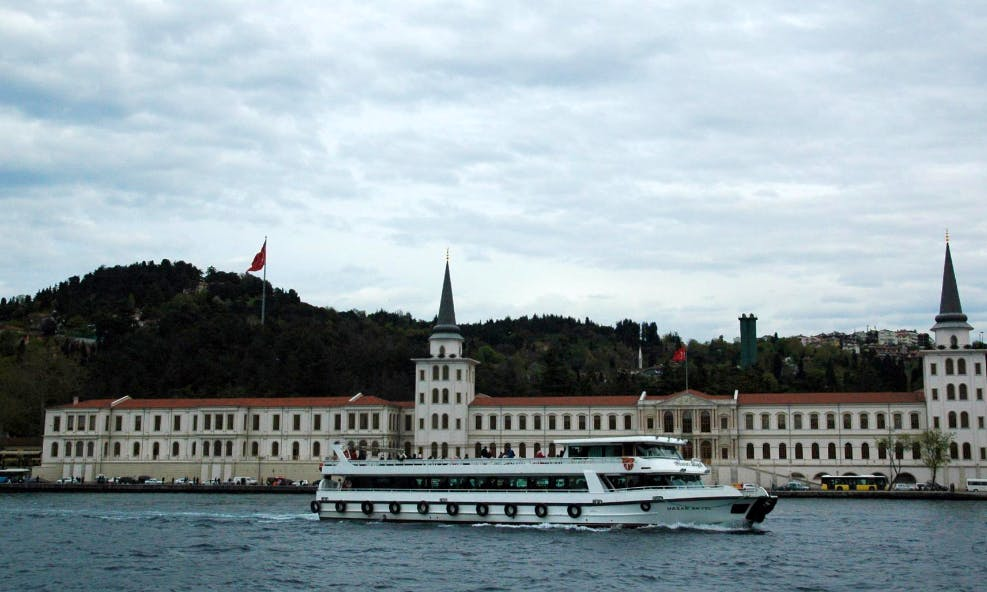 Day Tour In İstanbul, Turkey on a Passenger Boat