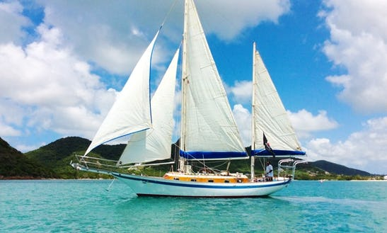 36' Daysailer Charter In Saint Mary, Antigua And Barbuda