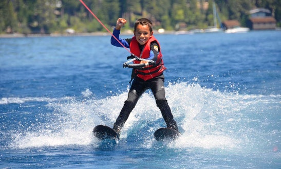Water Skiing Is Fun For All Ages! Try It In San Ġiljan, Malta