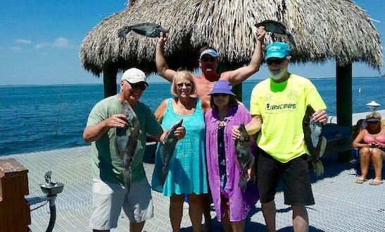 Fishing Charter In Key Largo, Florida