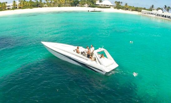 Motor Yacht Rental In Marigot