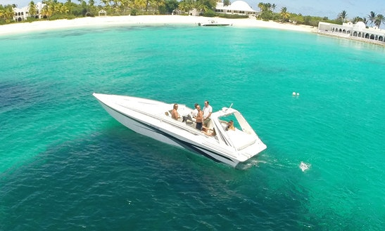 Motor Yacht Rental In Marigot