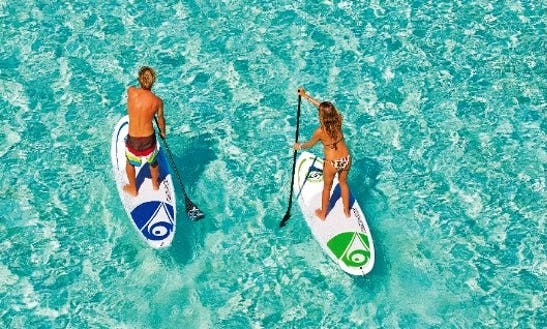 Stand Up Paddleboard Rental In St. Thomas, U.s. Virgin Islands
