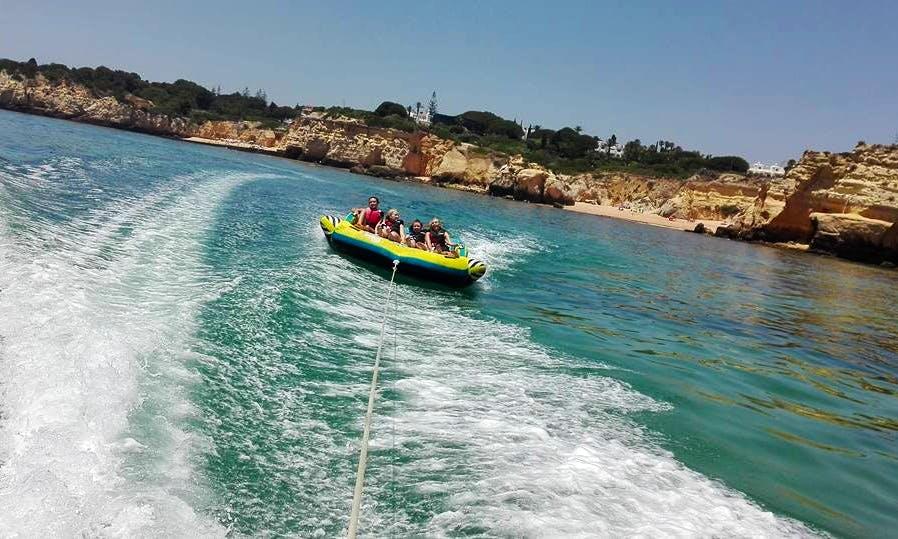 Enjoy Sofa Rides in Armação de Pêra, Algarve, Portugal