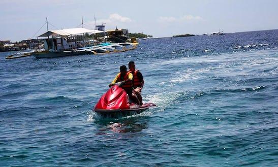Enjoy Jet Ski Rides In Lapu-lapu City, Philippines