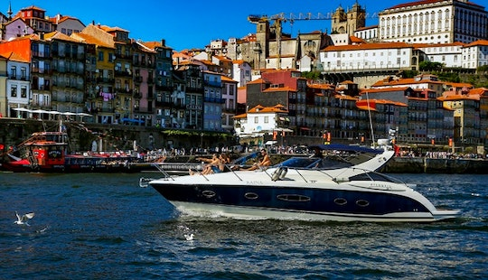 Charter A Motor Yacht In Porto, Portugal