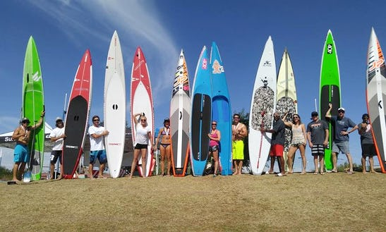 Stand Up Paddleboard Rental And Lesson In Tempe, Arizona