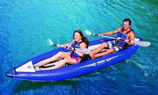 Aquaglide Inflatable Kayak Rental In Tempe, Arizona