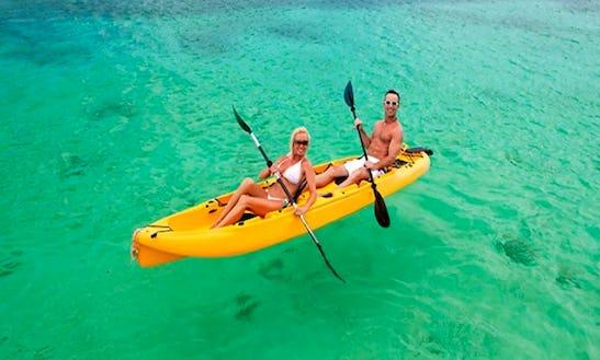 Kayak Rental In Key West, Florida