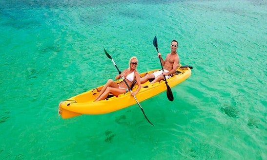 Tandem kayak rental trips in key west florida getmyboat for Key west kayak fishing