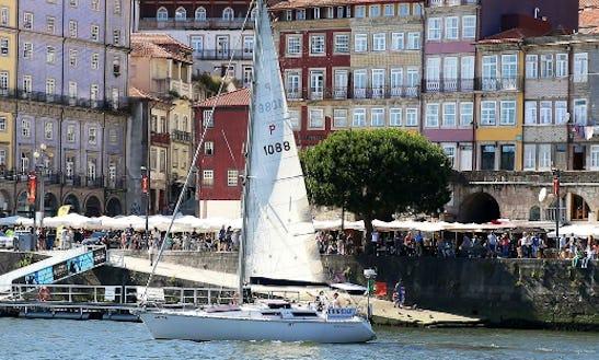 Charter A Cruising Monohull In Vila Nova De Gaia. Porto