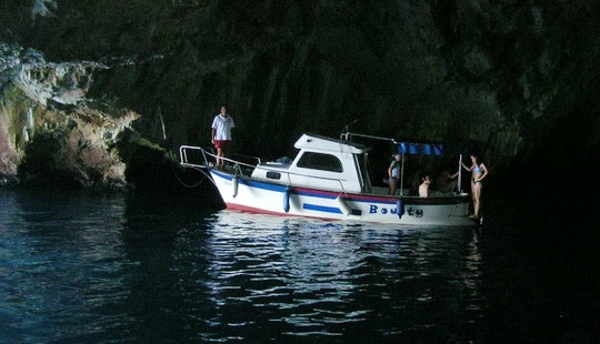 Charter 16' Cuddy Cabin In Herceg - Novi, Montenegro