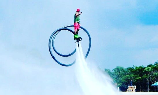 Flyboarding For Rent Lake Lanier
