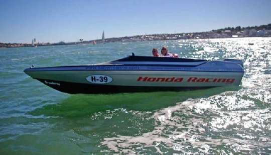 Full Day Luxury Powerboat Experience In Southampton, England