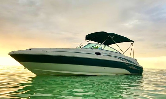 Charter A Motor Yacht In George Town, Cayman Islands