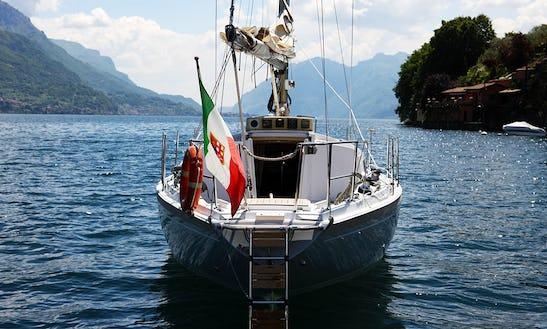 Charter Sleepy Cruising Monohull In Bellagio, Lombardy