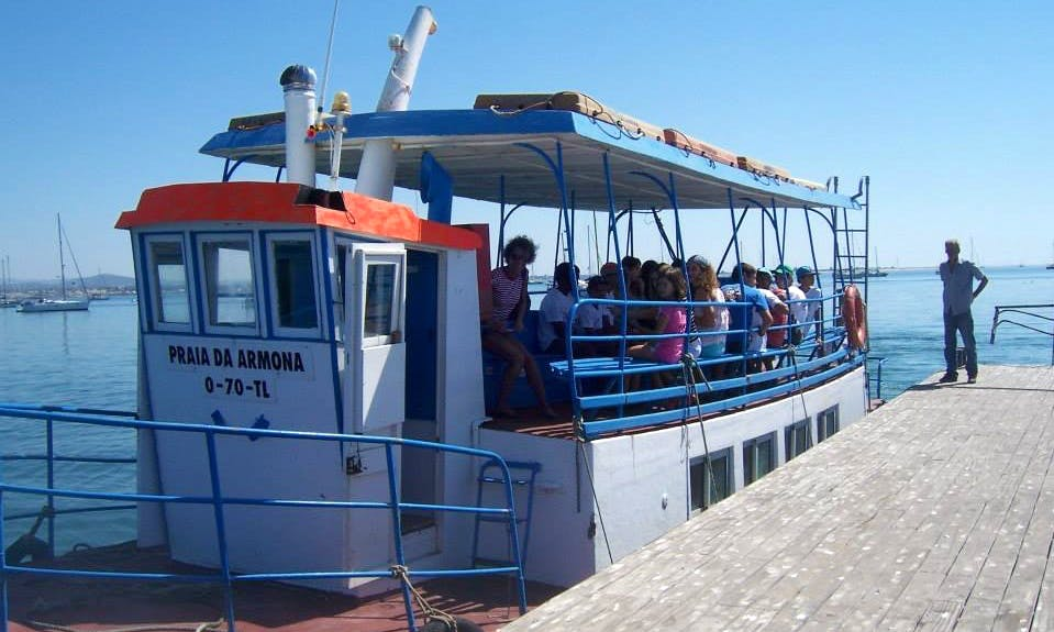 Have Your Birthday Party Aboard, departing from Manta Rota