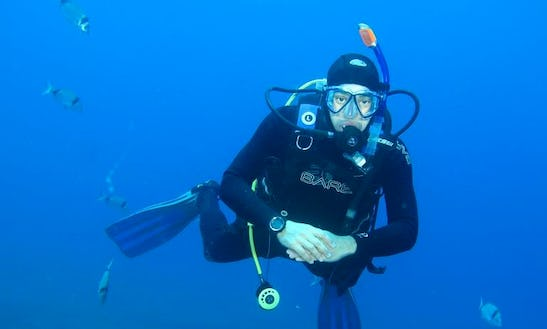 Diving Courses In Budapest, Hungary
