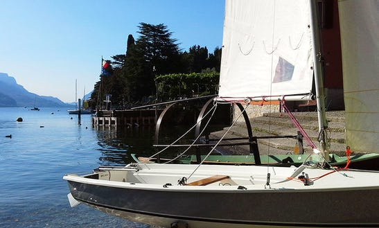 Rent Laser 13 Daysailer In Bellagio, Lombardy
