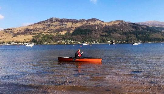 Hire A 3-person Canoe In Lochgoilhead, Scotland