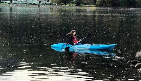 Hire A Single Kayak In Lochgoilhead, Scotland