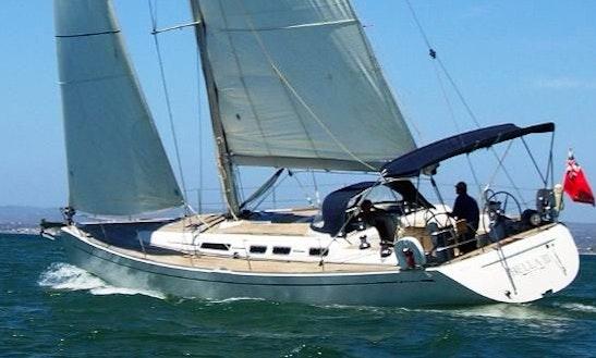 Charter 50' Grand Soleil Cruising Monohulll In Pula, Croatia