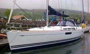 Hire 45' Kea Jeanneau 44i Cruising Monohull in Largs, Scotland