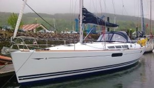 Hire 45' Kea Jeanneau 44i Cruising Monohull In Largs, Scotland