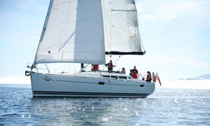 Hire 42' Skua Jeanneau 42i Cruising Monohull in Largs, Scotland