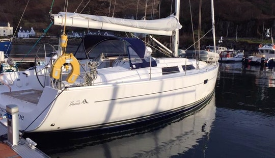 Hire Tramontane 40' Hanse Cruising Monohull In Largs, Scotland