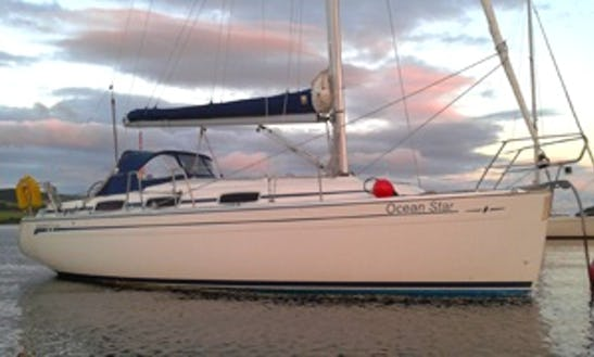 Hire Ocean Star 30' Bavaria Cruising Monohull In Largs, Scotland