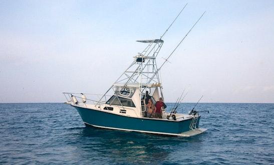 Enjoy Fishing At Grand Cayman, Cayman Islands On Sport Fisherman