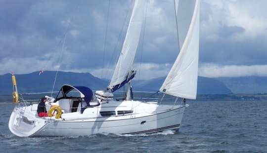 Torridon Hire 31' Jeanneau 32i Cruising Monohull In Largs, Scotland