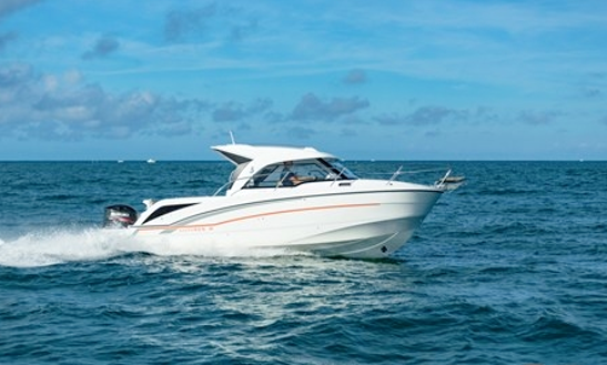 Rent 26' Antares Motor Yacht In Punat, Croatia