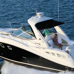 Rent The 31 39 Sea Ray Motor Yacht In Chicago Illinois