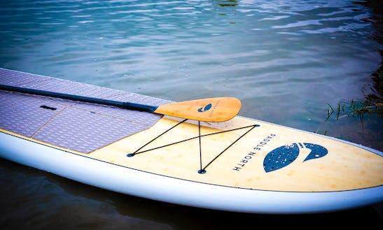 Paddle Board Rental In Blaine, Minnesota With Car Rack