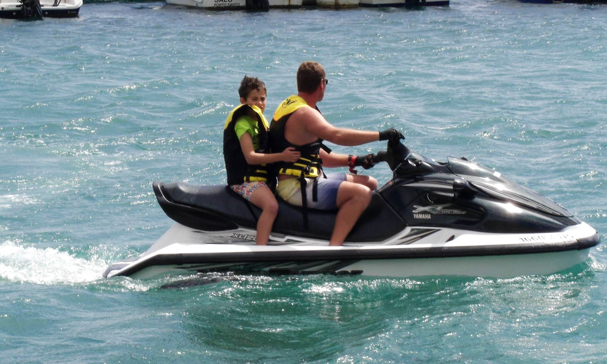 Rent a Jet Ski in Porto Santo, Portugal