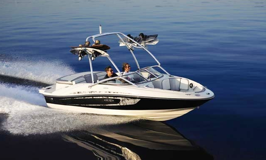 Rent 20' Sea Ray 185 Sport Bowrider In Punat, Croatia