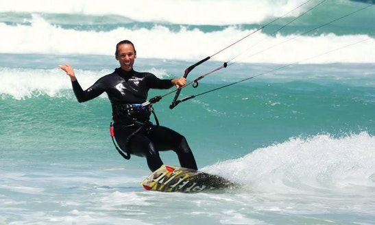 Enjoy Kiteboarding Rentals And Lessons In Cape Town, Western Cape