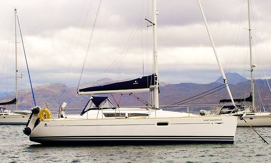 Charter Jeanneau Sun Odyssey 36i Sailing Yacht Scotland
