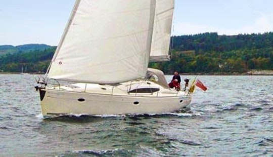 Elan Impression 434 - 44' Sailing Yacht In Uk, Scotland