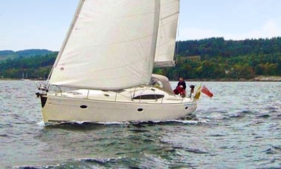 Elan Impression 434 - 44' Sailing Yacht In Uk, Scotland