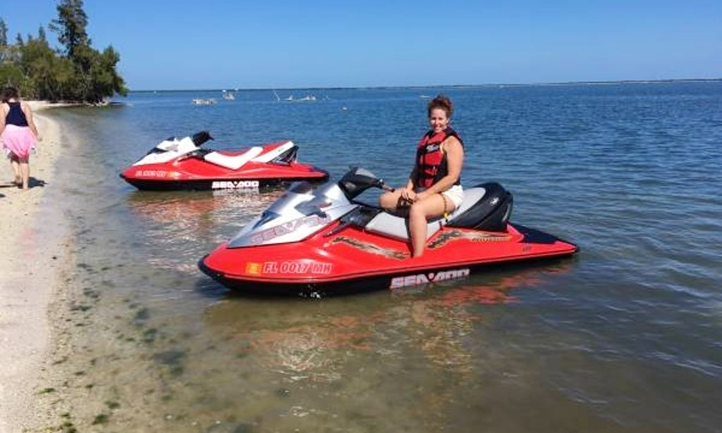 Tampa Beach Jet Ski Rental