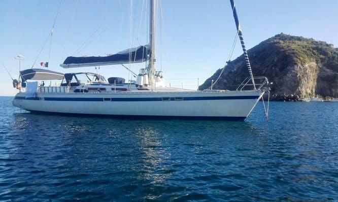 Charter 51' Pryntyl Sun Odyssey Cruising Monohull
